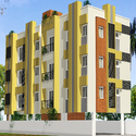 Residential Flats Construction Service