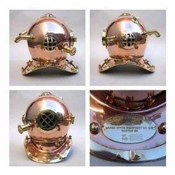 Brass Helmets
