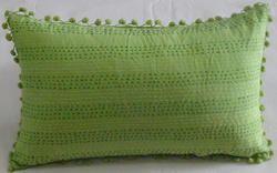 Handmade Cotton Kantha Pillow Cover