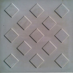 PVC Chequered Tiles