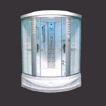 Exceptionnel Multi System Shower Cubicle With Jets