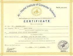 Certificate Course In Office Automation in Jalandhar, RK Digital ...