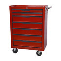 Red Tool Trolley