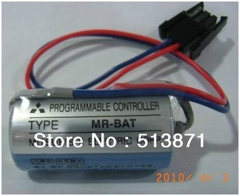 A6BAT MRBAT PLC Servo Battery Mitsubishi - OM AUTOMATION
