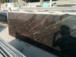 Absolute Black Paradiso Floor Granite, Thickness: 15-20 mm