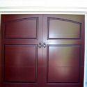 Vinyl Door