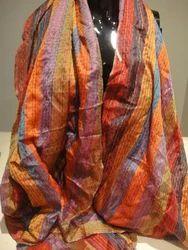 Silk Viscose Scarves