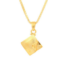 7c892a527ffad Tanishq Gold Pendant at Best Price in India