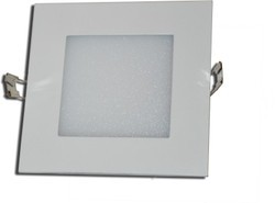 Square Down Light Centre Glass