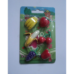 Fruit Card Pack Eraser