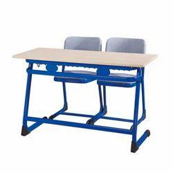 Metal Dual Desk