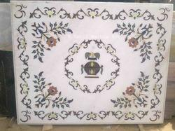 Well Designed Marble Inlay