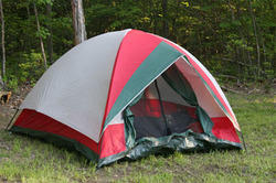 One Step Furniture Camping Tent