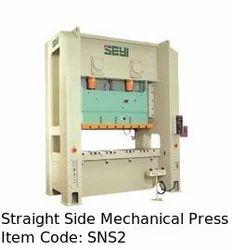 Straight Side Mechanical Press