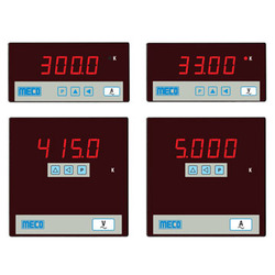 4 Digit Programmable V & A Meters