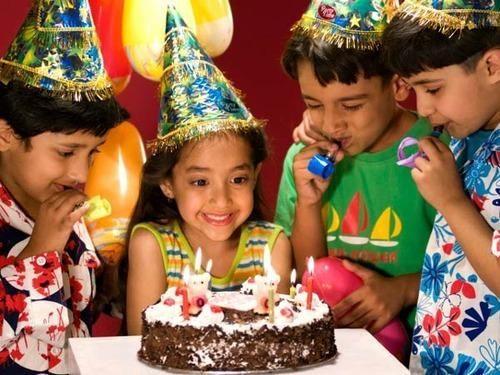 Kids Birthday Party Photography Service in Vadodara Ceremony