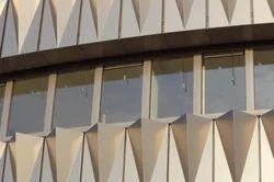 Stripe Cladding Aluminum Composite Panel