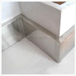 Stainless Steel Skirting Stainless Steel Staircase
