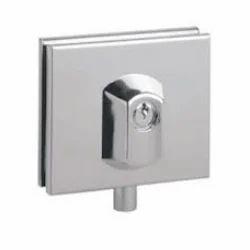 Exceptionnel Glass Door Floor Lock
