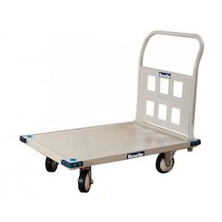 Mild Steel Rexello Manual Trolley