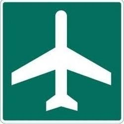 Display Airport Signage