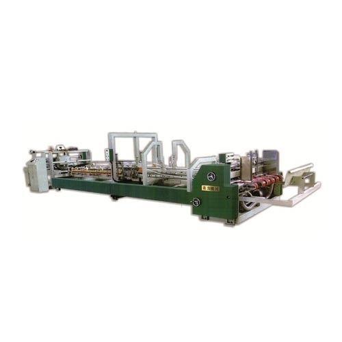 Nagjan Automatic Folder Gluer Machine
