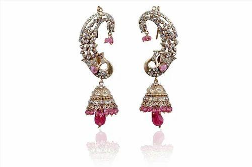Indian Victorian Earrings, Earrings | New Delhi | Unique