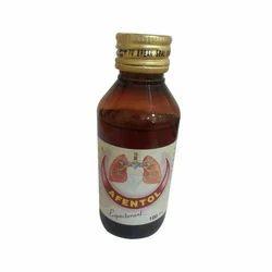 AFENTOL Dextromethorphane, Guaphensine, Phenylproponalamine, CPM Cough syrup, 100 ml
