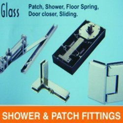 Shower and Patch Fittings