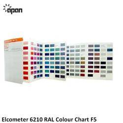 RAL Shade Card F5