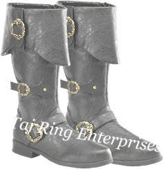 Leather Armor Boot