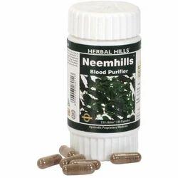 Ayurvedic Blood Purifier Neemhills Capsules