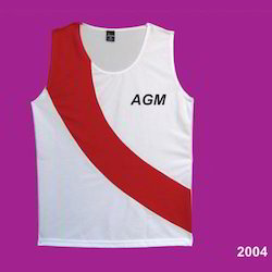 Gym Sleeveless T Shirt