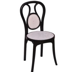 High Back Chair without Arms