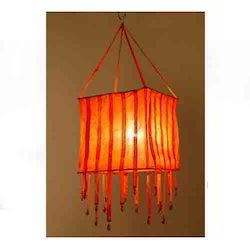 Fabric Lamp Shades Exporter from Jaipur
