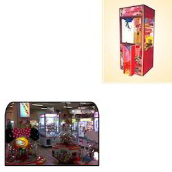 Toy Catcher Crane for Shopping Malls