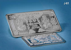 Silver Bars At Best Price In India