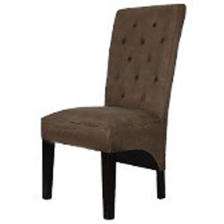 Comfortable Wooden Leather Chair