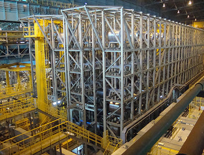 Automated High Bay Storage Asrs