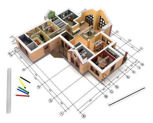 3D Building Structure Designing Services in Nerul, Navi