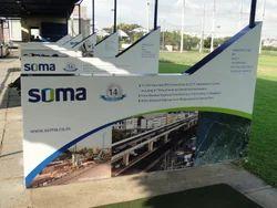 SOMA - Display Branding