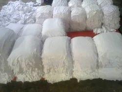 White Cotton Hosiery Rags