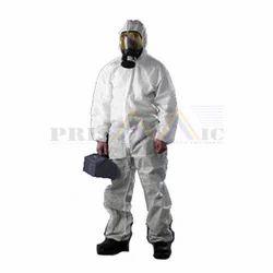White Dust Guard Suit, Size: S, M & L