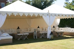 Decorative Party Tent