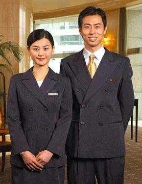 Hotel Uniforms Front Desk Uniform Manufacturer from New Delhi