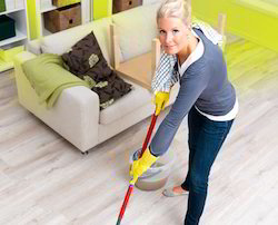 Vacuuming Beds And Furniture Cleaning Service