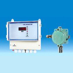 Chlorine Gas Leak Detection System