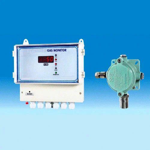 Chlorine Gas Leak Detection System
