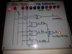 Half Subtractor and Full Subtractor