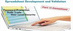 Spreadsheet Development And Validation